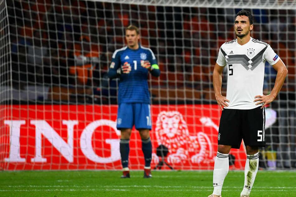 Die entscheidende Niederlage: Deutschland vergibt gegen die Niederlande reihenweise gute Chancen, bricht am Ende ein und verliert mit 0:3.