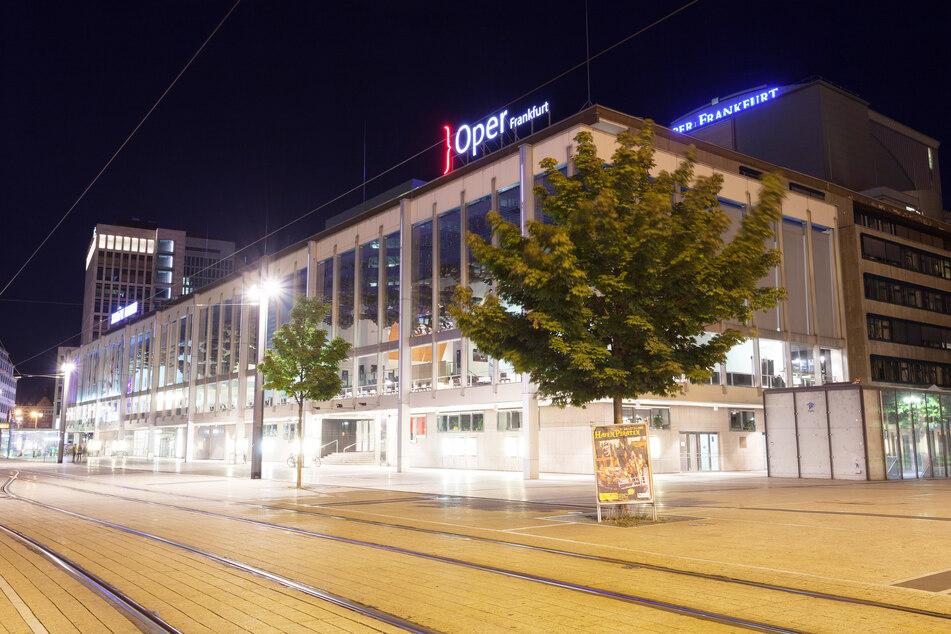 Das Schauspiel Frankfurt.
