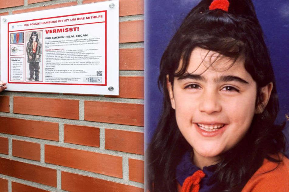 Halil Ercan wird seit dem 27. Januar 1999 vermisst.