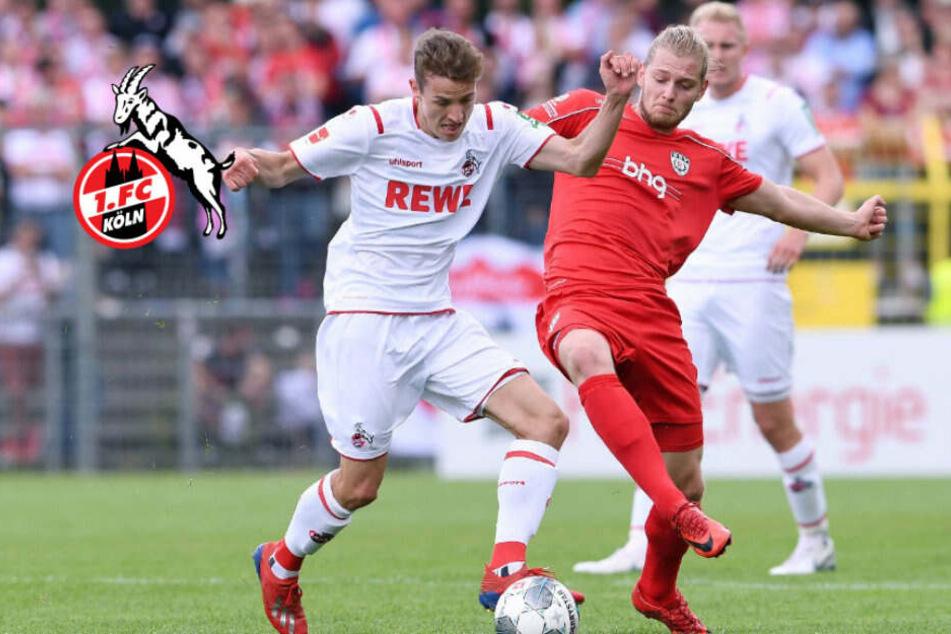 1. FC Köln gewinnt Testspiel gegen SSV Reutlingen: Hattrick von Jhon Cordoba