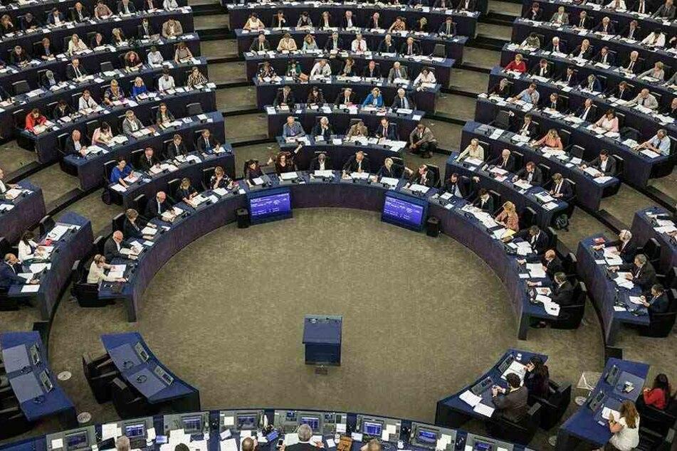 Mit der Abstimmung der EU-Mitgliedsstaaten wurden die Urheberrechtsreform endgültig angenommen (Archivbild).