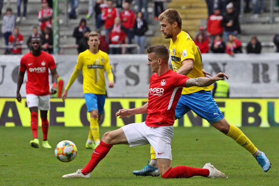 Wieder einmal hatte der FC Carl Zeiss das Nachsehen.