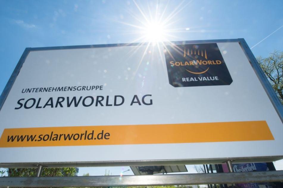 Hunderte Mitarbeiter sind bei Solarworld von erneuten Insolvenz betroffen.