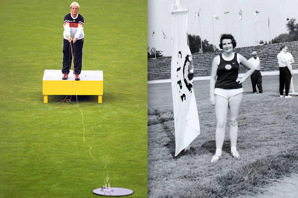 Leistungssport ohne Anglerlatein und ohne Wathose: Die Trainingseinheiten und  Meisterschaften fanden auf Sportplätzen und in Stadien statt.