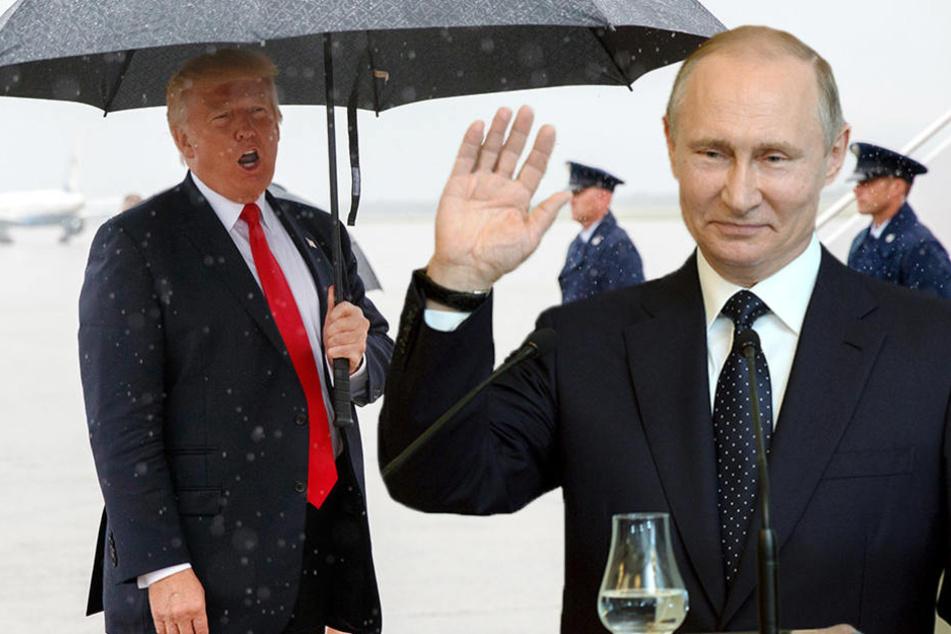 Trump stimmt verschärften Russland-Sanktionen zu