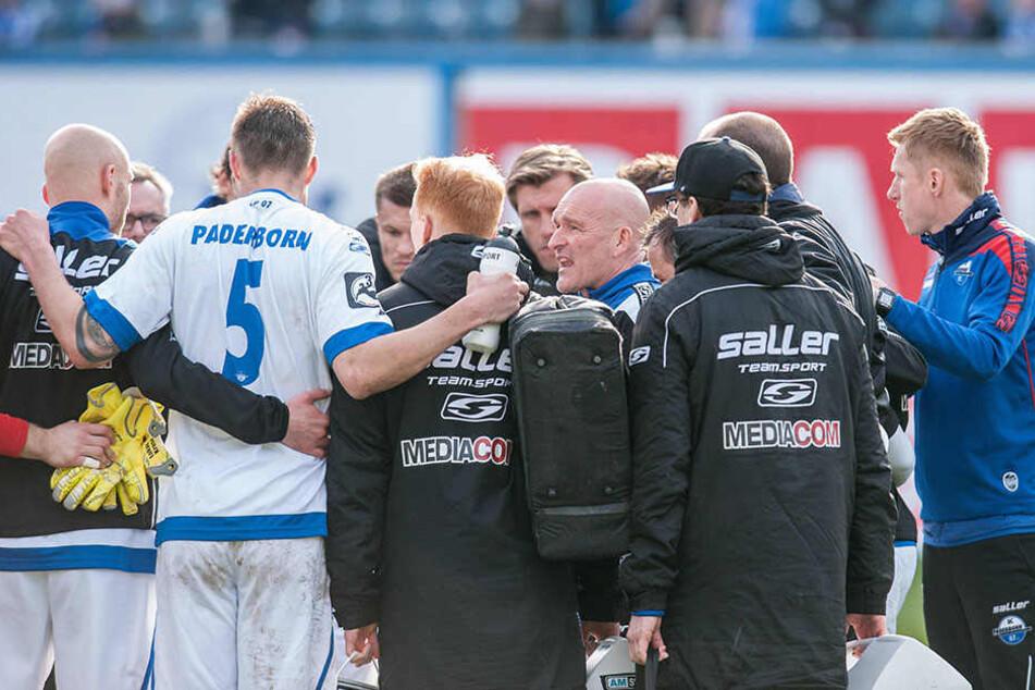 Stefan Emmerling hat das Vertrauen von Manager und Team. Sie wollen es gemeinsam packen.