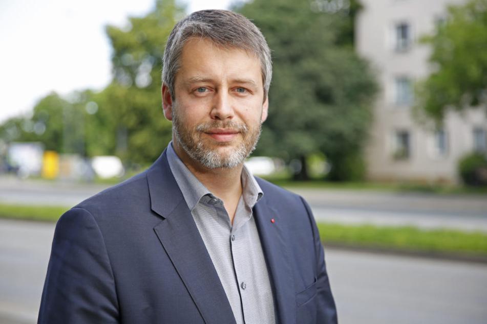 Setzt sich im Finanzauschuss ein: Abgeordneter Albrecht Pallas (36, SPD).