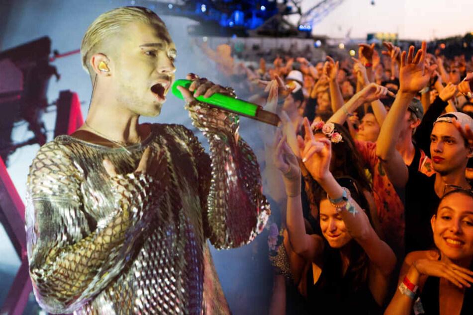 Für eingefleischte Fans ist kein Preis zu hoch, um ihre Idole zu sehen. (Fotomontage)