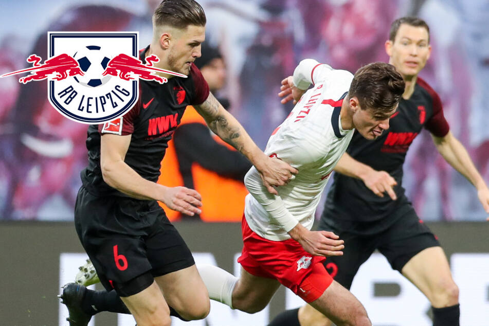 RB Leipzig vor Augsburg: Trainingsabbruch bei Schick und Forsberg, Sabitzer fällt aus