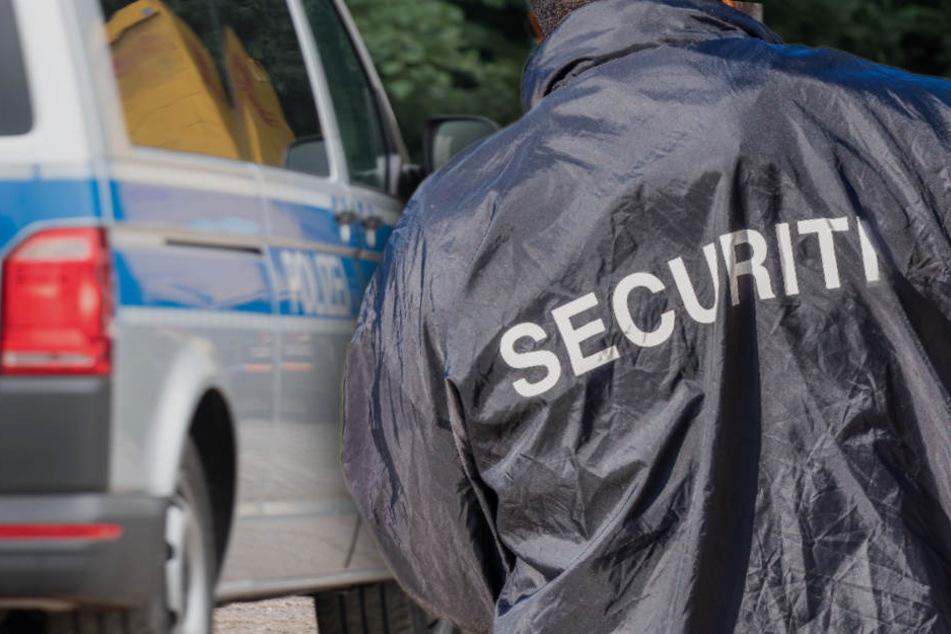 Ein Sicherheitsmann ist in Nürnberg während der Arbeit gestorben. (Symbolbild)