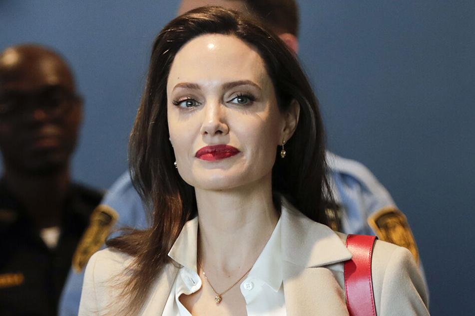 """Wie Ende März bekannt wurde, schreibt Angelina Jolie neuerdings für das """"Time Magazine""""."""