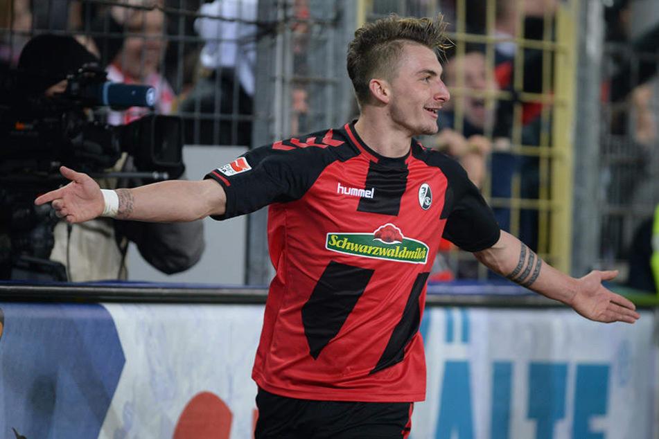 Kommt er oder kommt er nicht? Die Gerüchteküche brodelt wegen eines möglichen Wechsels von Maximilian Philipp zu RB Leipzig.