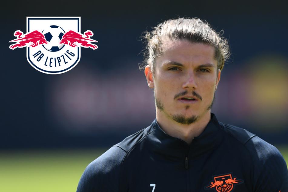 """Leipzig-Kapitän Sabitzer gegen Länderspiele: """"Wir sind nur Puppen"""""""
