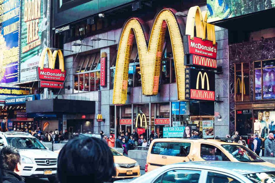 Das Unglück geschah bei einem McDonald's in Sydney (Symbolbild).