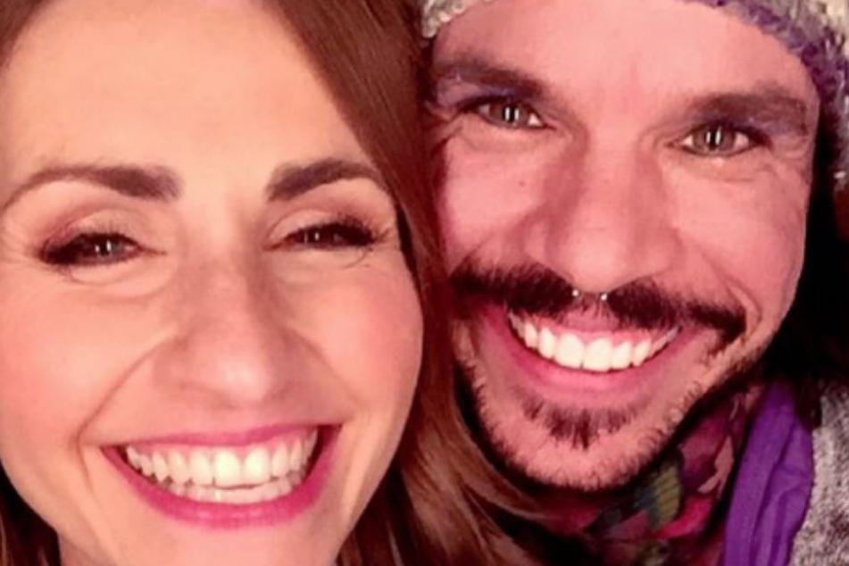 Süßes Paar: Bella Lesnik genießt die Zeit mit Jill Deimel (37) in vollen Zügen.