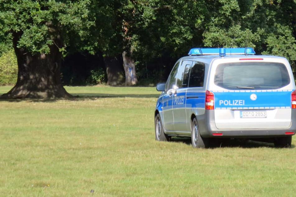 Joggerin am hellichten Tag in Leipziger Park vergewaltigt