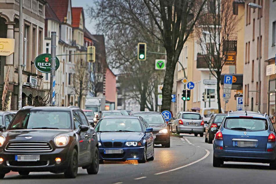 Wird auch die Stapenhorst Straße bald auf Tempo 30 beschränkt?