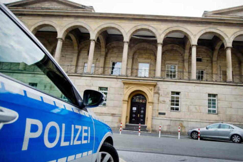 Das Landgericht in Wuppertal.