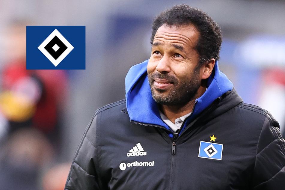 """""""Think positive"""": HSV-Coach Thioune will für Aufstieg """"alles tun"""""""
