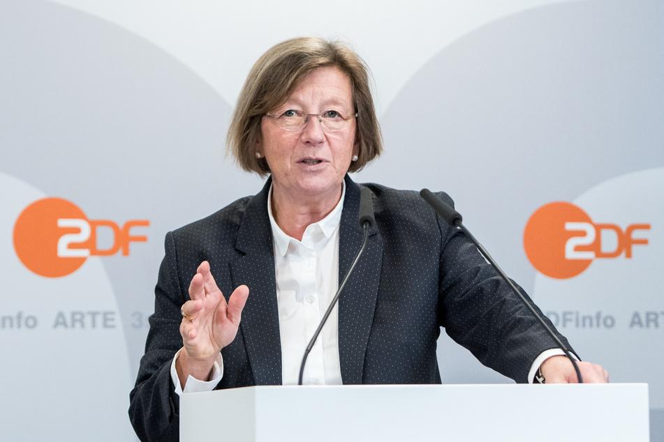 Marlehn Thieme, Vorsitzende des ZDF-Fernsehrates.