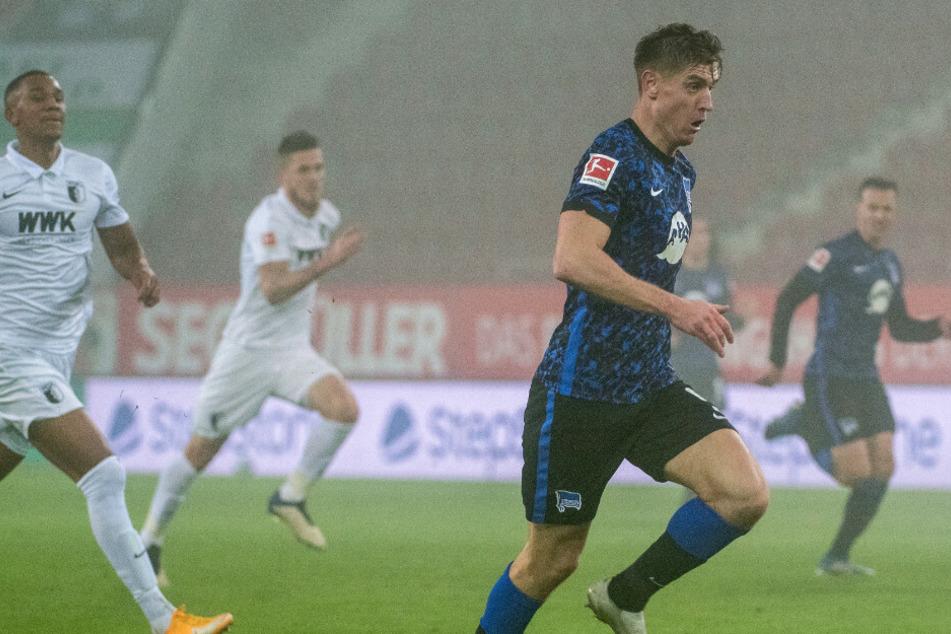 Krzysztof Piatek auf dem Weg zum 0:3.