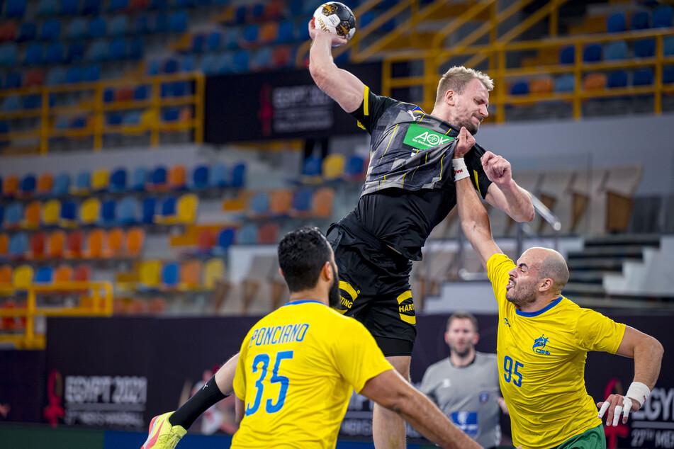 Trostpflaster für deutsche Handballer: Nach WM-Aus folgt Sieg gegen Brasilien