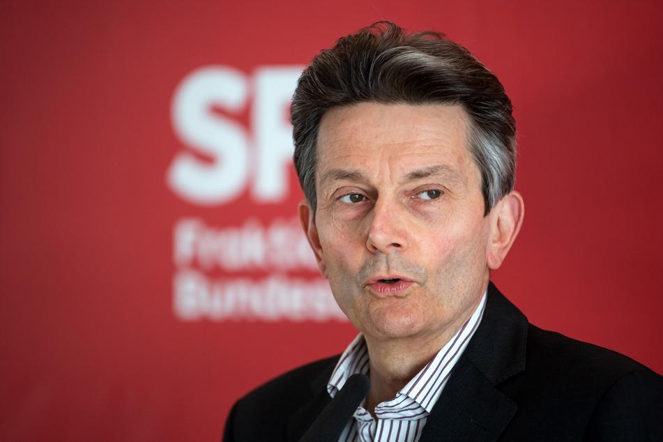 Rolf Mützenich (61), Vorsitzender der SPD-Bundestagsfraktion.