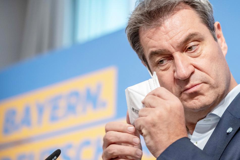 Markus Söder wird deutlich: Gratulation an Olaf Scholz! SPD bei Bildung von Regierung am Zug