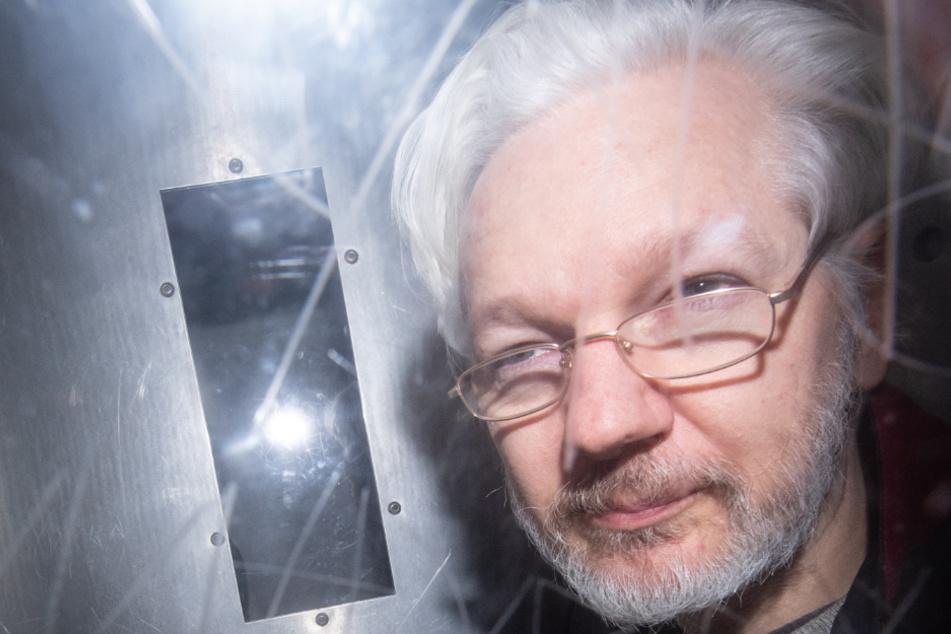 Wikileaks-Gründer Julian Assange hat mit Anwältin zwei Kinder