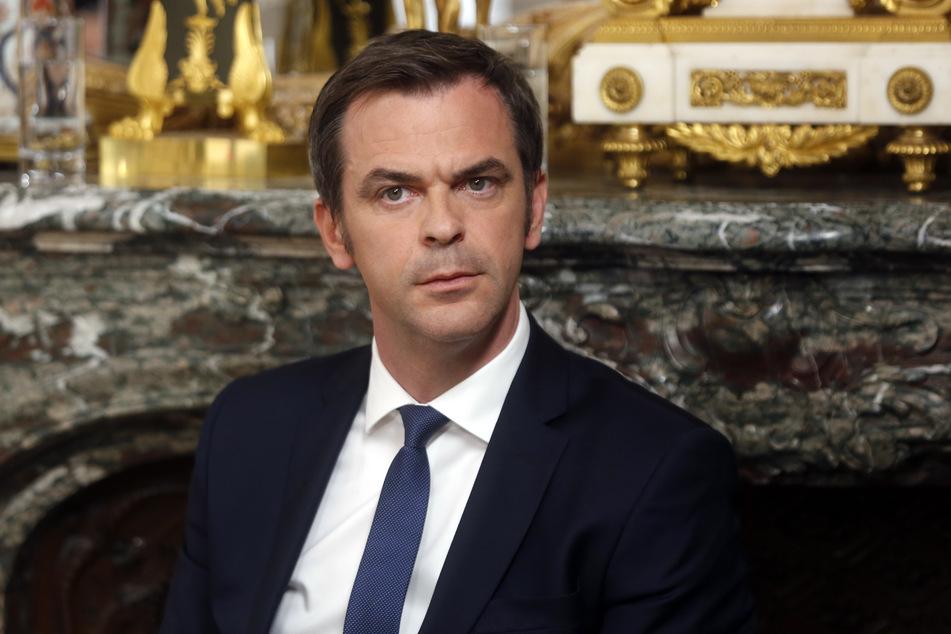 Der französische Gesundheitsminister Olivier Véran (39).