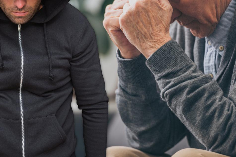 Mann (20) überfällt Rentner (89), um Drogen zu kaufen: Raub nimmt tragisches Ende