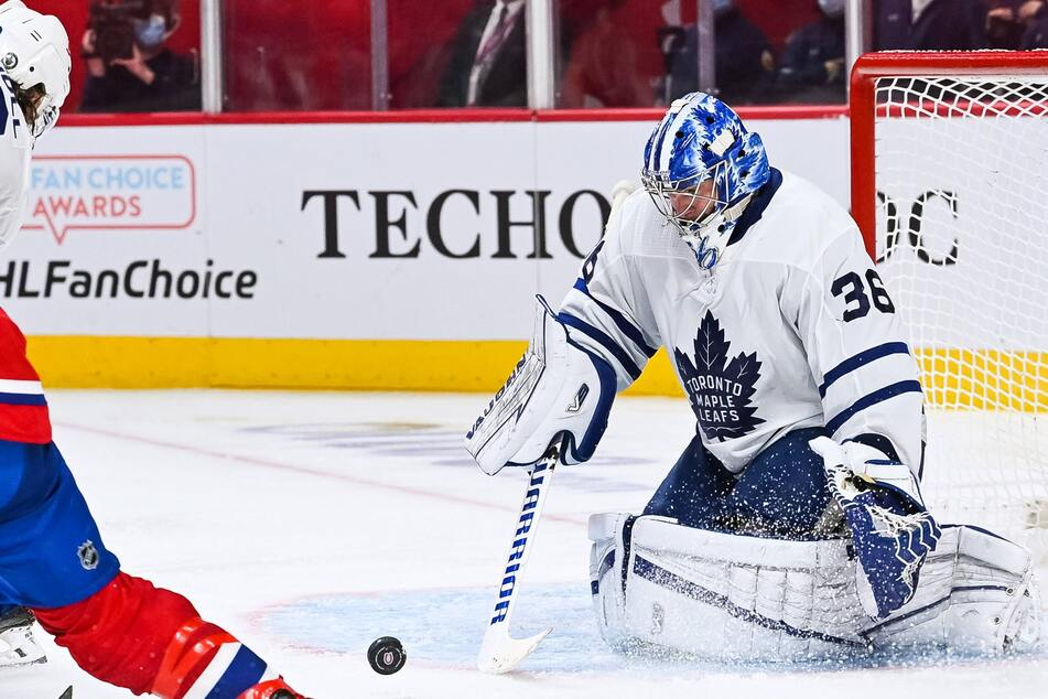 NHL Playoffs: The Maple Leafs are on the cusp of advancing after shutting out Montreal