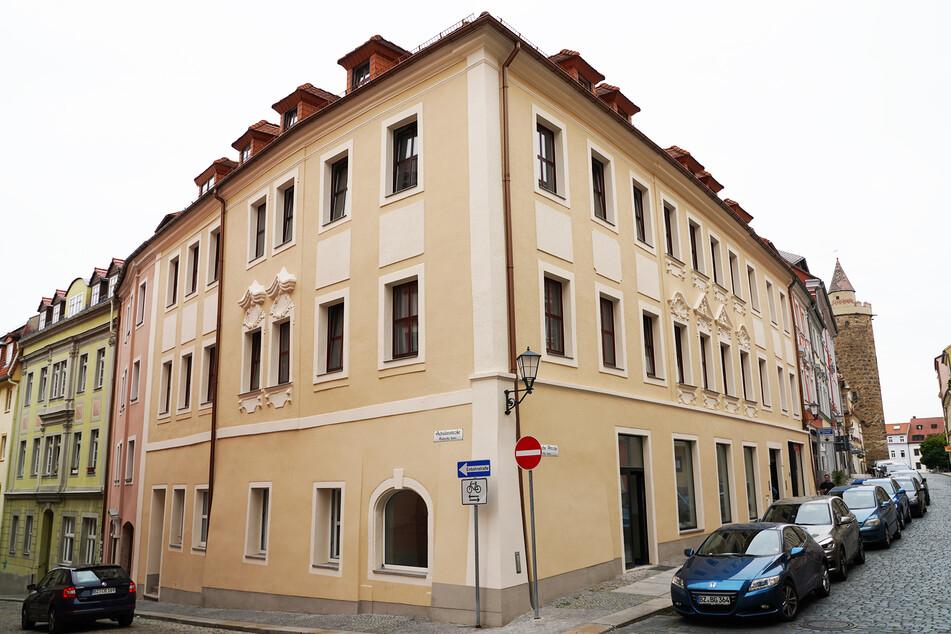 Auf der Wendischen Straße, im Eckhaus zur Schülerstraße, mitten im Herzen der Bautzener Altstadt soll das Tattoo-Studio entstehen.