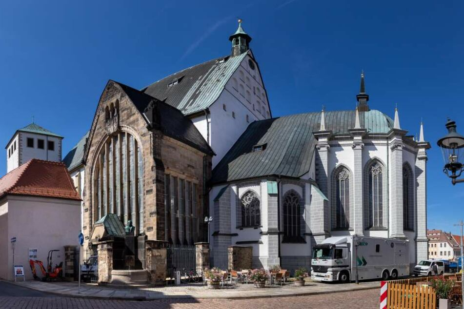 Im Freiberger Dom findet am Dienstag das Geburtstagskonzert für Gottfried Silbermann (1683-1753) statt.
