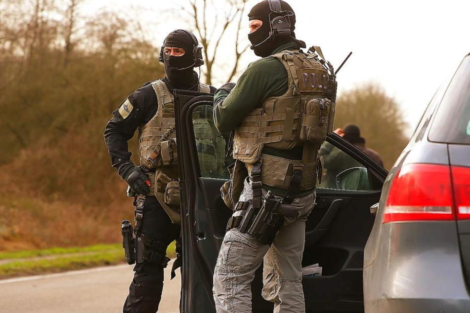 Der Vorfall sorgte für einen Großeinsatz der Polizei. (Symbolbild)