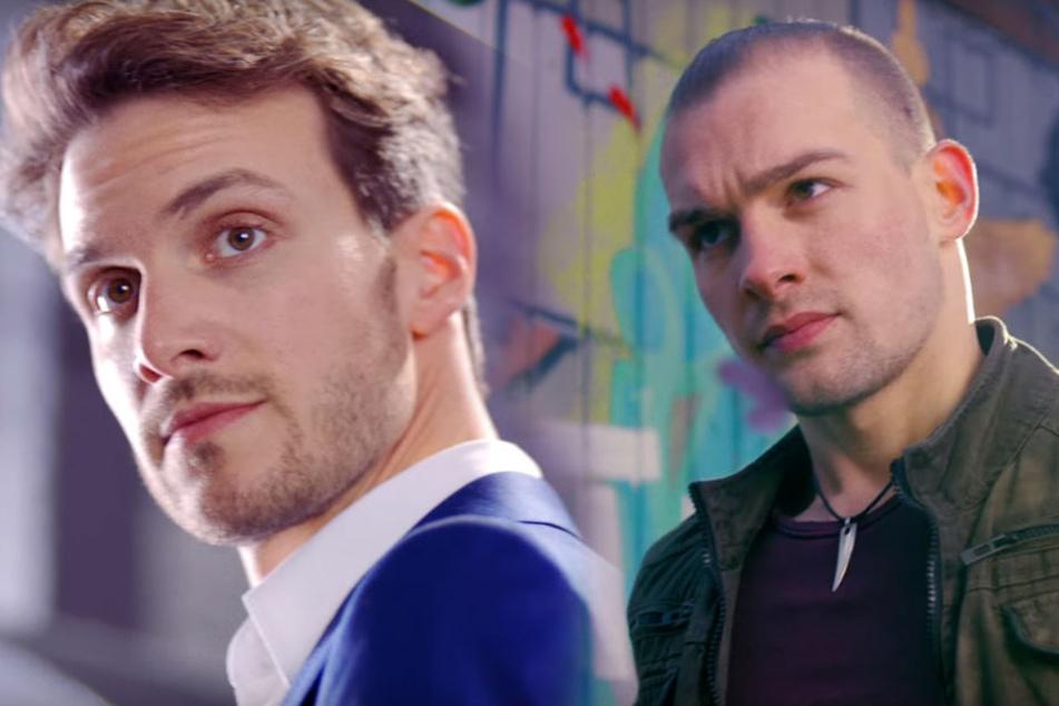 """Am Mittwoch veröffentlichte RTL die drei neuen Vorspänne für """"Gute Zeiten, schlechte Zeiten"""":"""