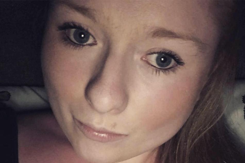 Beth Bamford (21) war vollkommen ahnungslos.