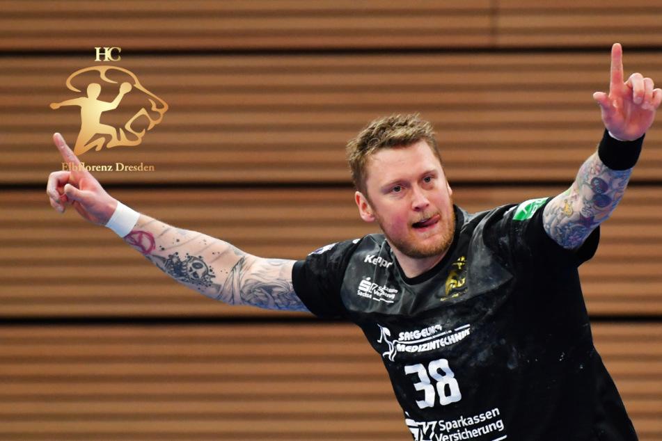 HC Elbflorenz: Henning Quade lässt die Kasse klingeln!