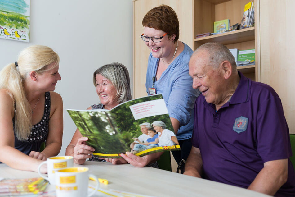 ASB-Pflegelotsen bieten jetzt professionelle Beratung an.