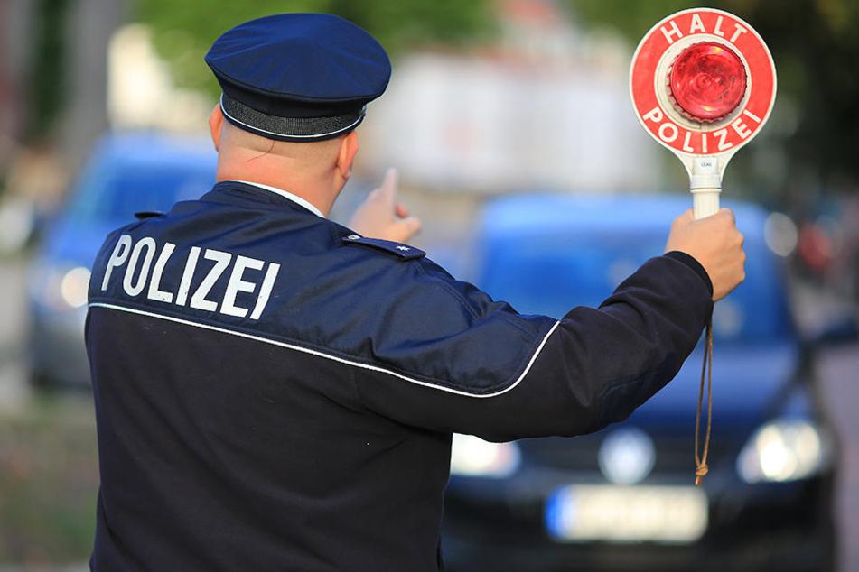 Vor und nach dem Festival werden wieder verstärkt Polizeikontrollen durchgeführt. (Symbolbild)