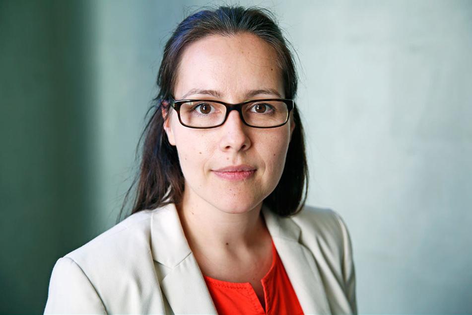 Stadträtin Heike Ahnert (37, CDU) hatte nachgehakt.