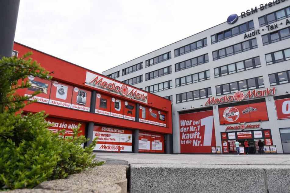 Der MediaMarkt in der Friedrich-Engels-Allee 34!