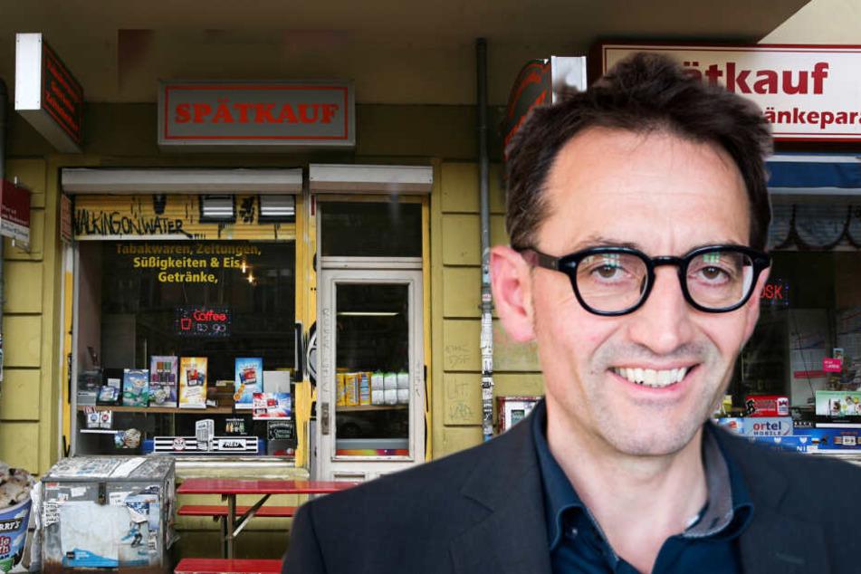 Dieser Berliner Politiker will gegen Spätis und Alkohol auf der Straße vorgehen