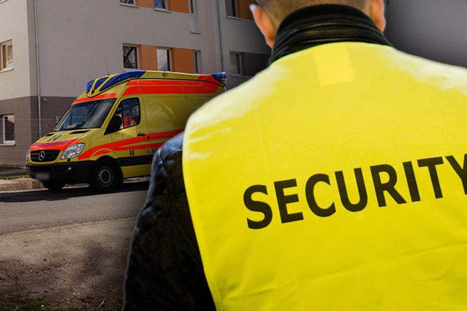 Asylbewerber greift Security-Mitarbeiterin an und droht mit Messer