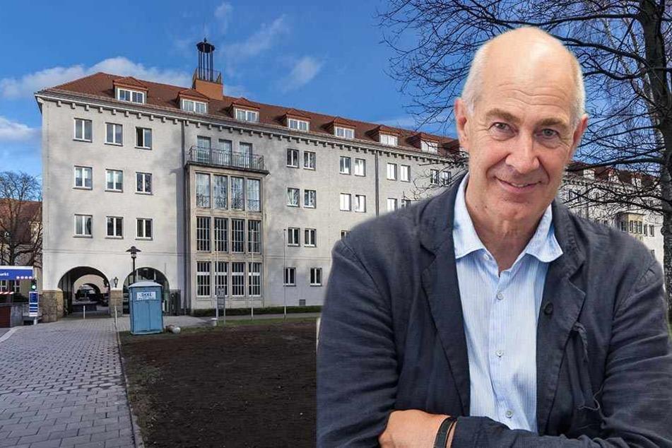 Skandal an der Westsächsischen Hochschule in Zwickau: Rektor Karl Schwister (63) wurde gestern seinen Amtes enthoben.