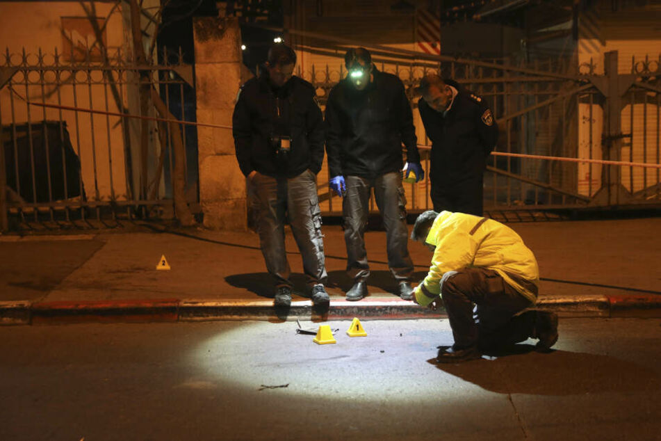 Anschläge in Jerusalem, Tote bei Gewalt im Westjordanland