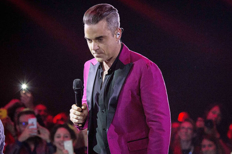 "Nicht nur Sänger Robbie Williams (42), der 1996 Michaels ""Freedom"" coverte, trauert um den Musiker George Michael."