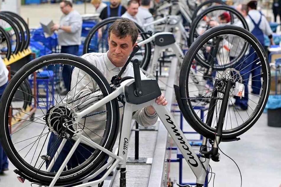Mifa geht allem Anschein nach an den Unternehmer Stefan Zubcic über. Er erstand vor drei Jahren bereits Teile des insolventen Trabi-Herstellers Sachsenring.
