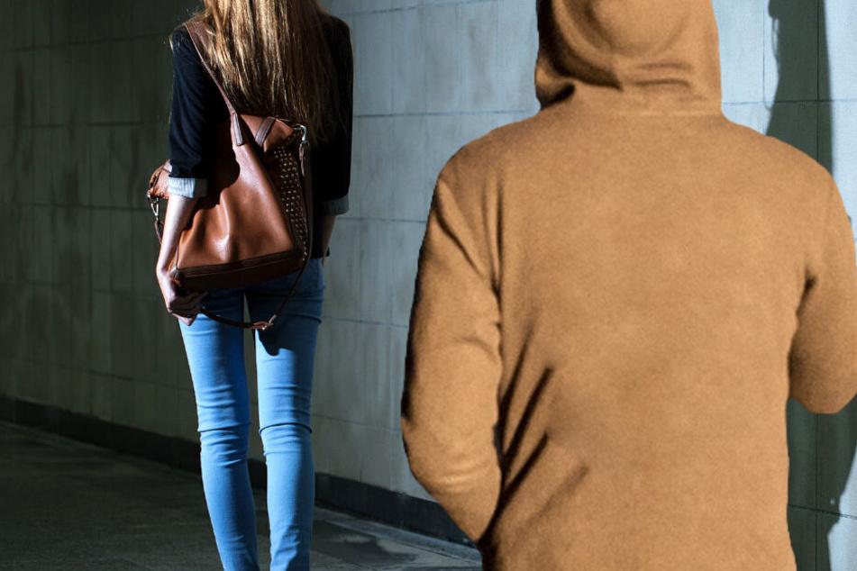 Die junge Frau wurde in den frühen Morgenstunden auf der Straße überfallen (Symbolbild).