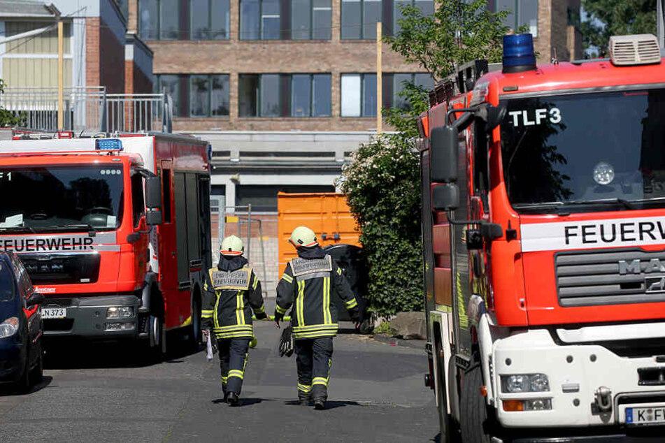 Entwarnung: Phosphor-Bombe in Köln-Sülz entschärft